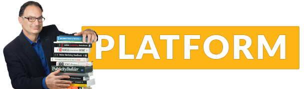The Author Marketing Platform with Dan Janal Logo